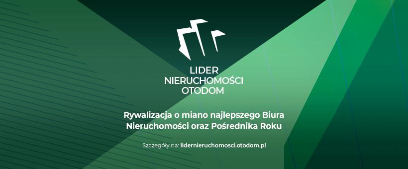 Ideal Home Nieruchomości – lider sprzedaży nieruchomości na Podkarpaciu według otodom.pl